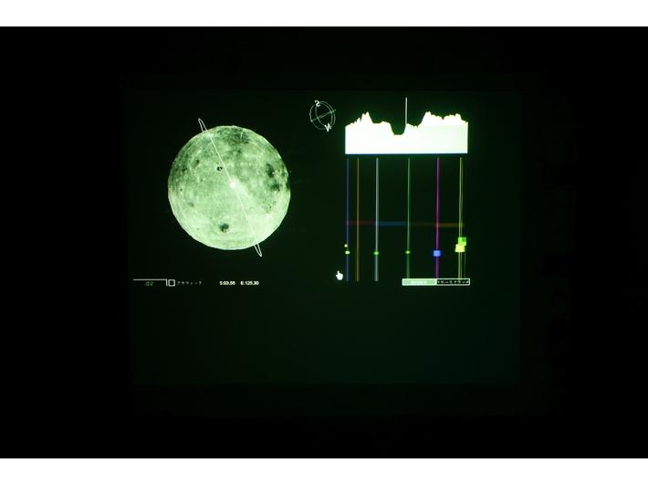"Ichiro Higashiizumi / Selene creative team, ""Moonbell"", 2008–2009, instalacja, courtesy WRO, © I. Higashiizumi, Selene creative team (źródło: materiały prasowe organizatora)"