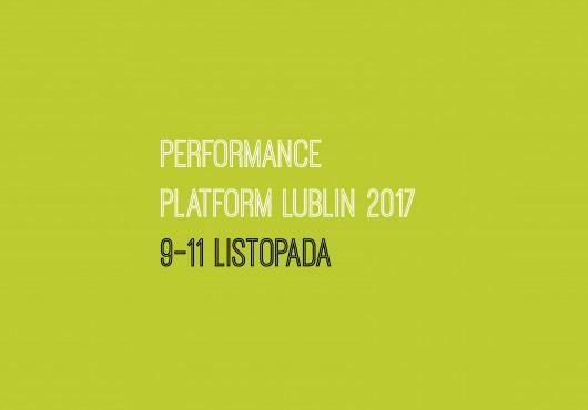 Performance Platform Lublin 2017 (źródło: materiały prasowe)
