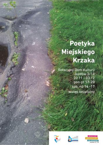 """""""Poetyka miejskiego krzaka"""" (źródło: materiały prasowe organizatora)"""