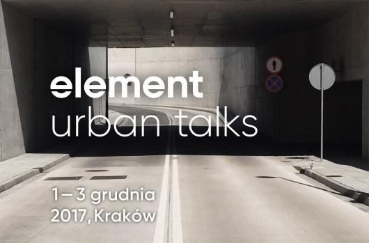 Przestrzenie Kultury podczas Element Urban Talks (źródło: materiały prasowe organizatora)