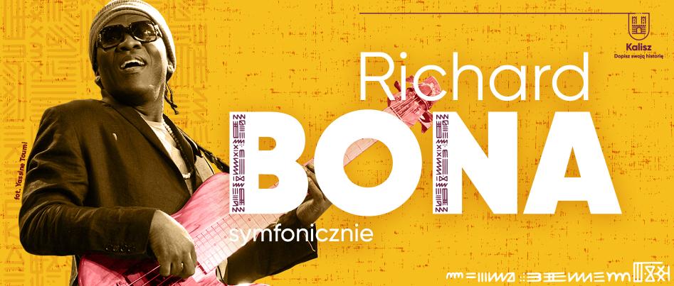 Richard Bona symfonicznie (źródło: materiały prasowe organizatora)