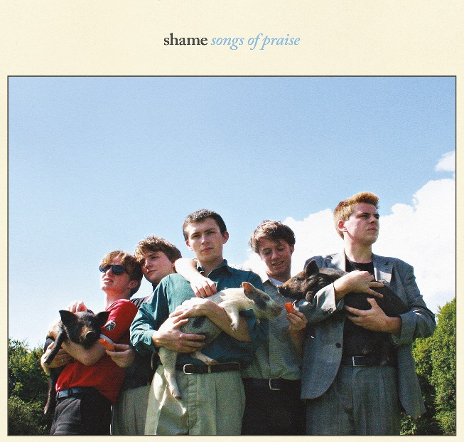 "Shame, ""Songs of paradise"" (źródło:materiały prasowe dystrybutora)"
