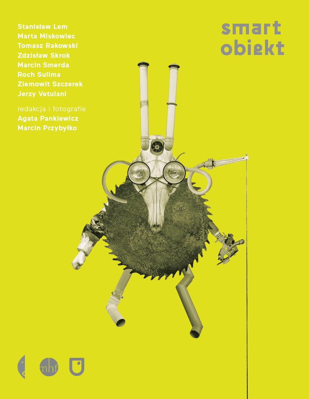 """""""Smart obiect"""" – okładka (źródło: materiały prasowe)"""