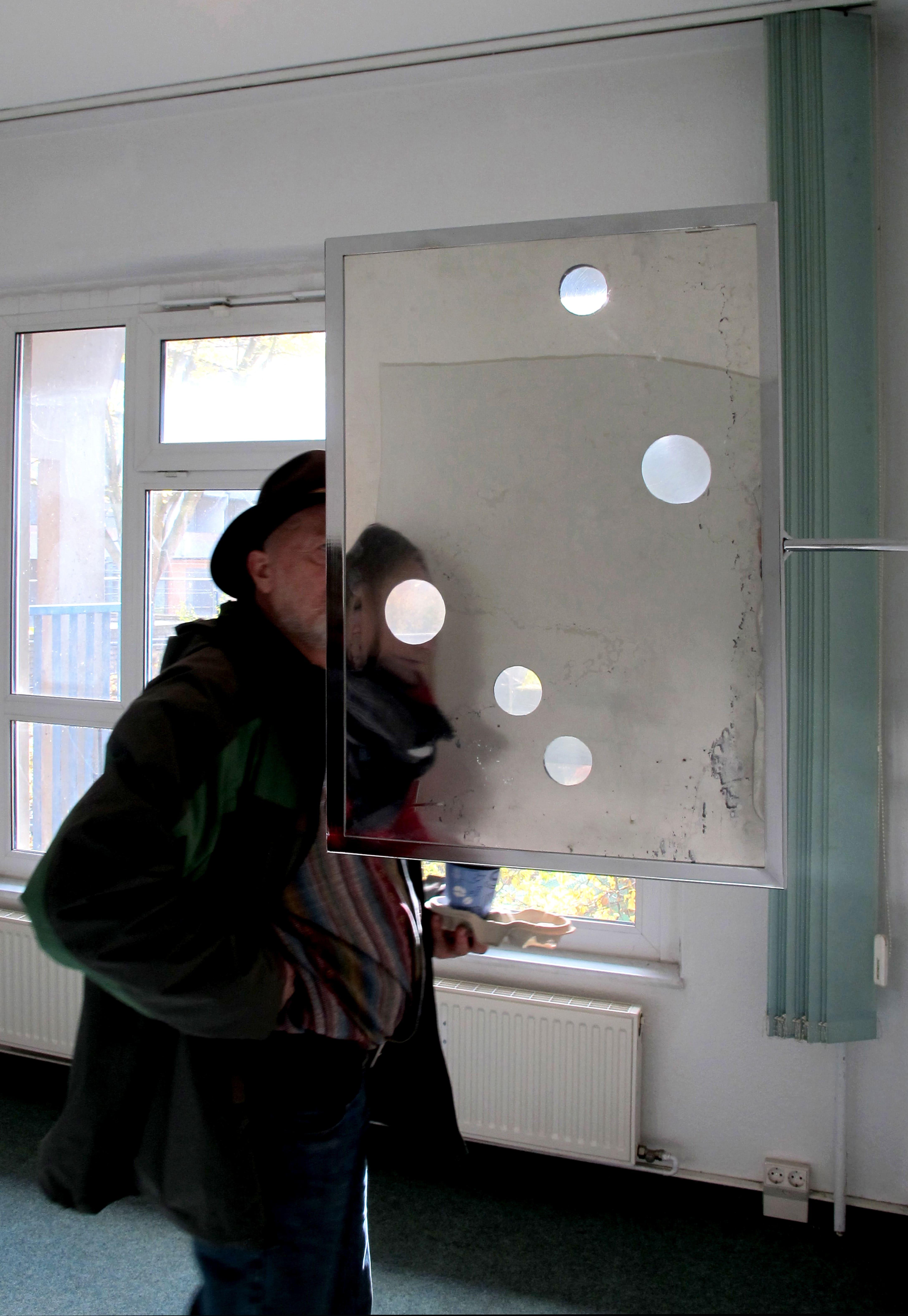 """Sofi Żezmer, """"Looking Glass"""" (źródło: materiały prasowe organizatora)"""