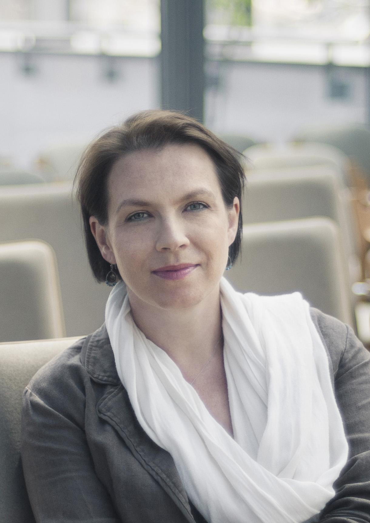 Agata Wąsowska-Pawlik (źródło: materiały prasowe MCK w Krakowie)