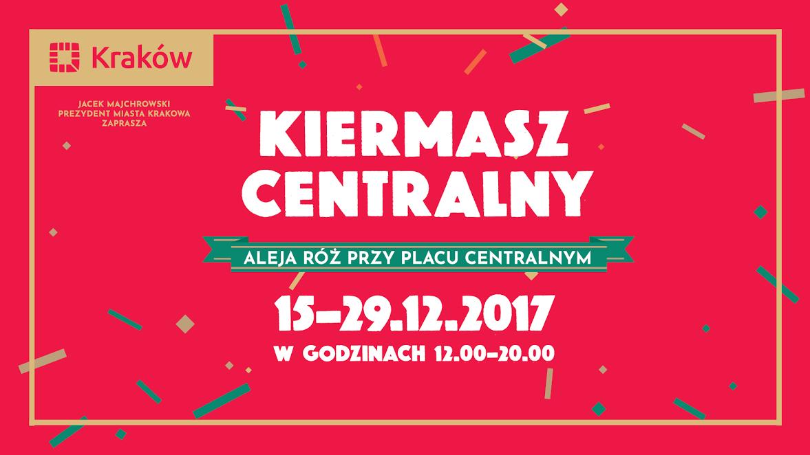 Kiermasz Centralny, Kraków (źródło: materiały prasowe organizatora)