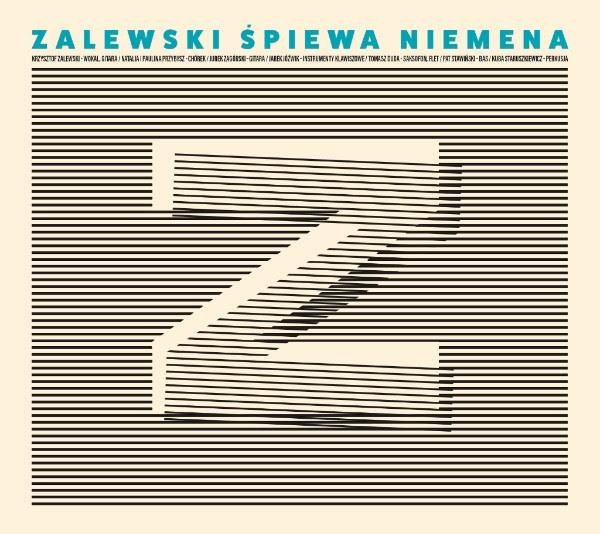 """Krzysztof Zalewski, """"Zalewski śpiewa Niemena"""" (źródło: materiały prasowe wydawcy)"""