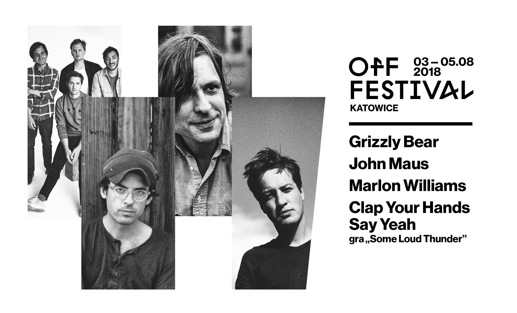 Off Festival 2018(źródło: materiały prasowe)