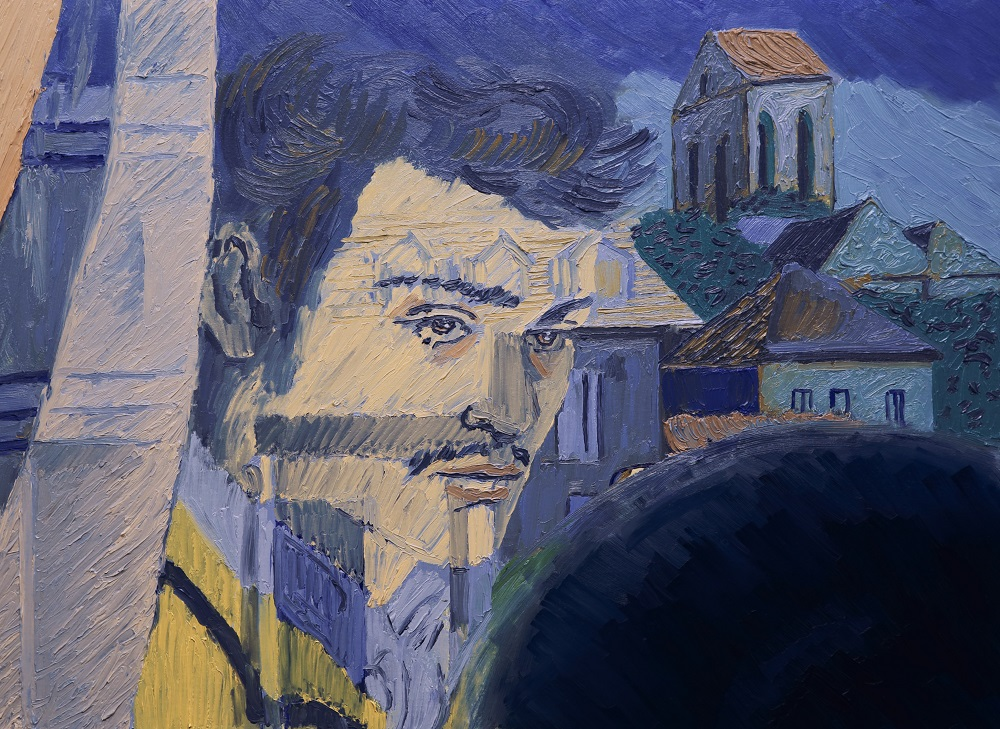 """""""Twój Vincent"""" – kadr z filmu (źródło: materiały prasowe dystrybutora)"""