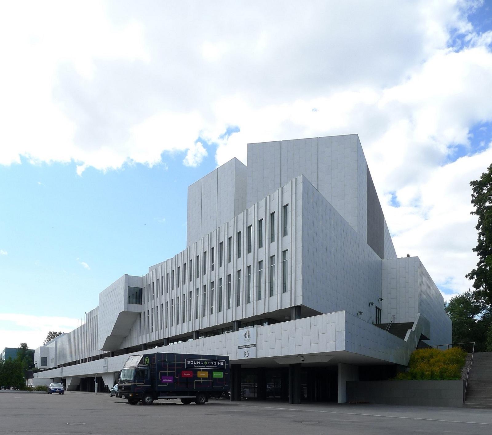 Alvar Aalto,Talo w helsinkach(źródło: materiały prasowe)