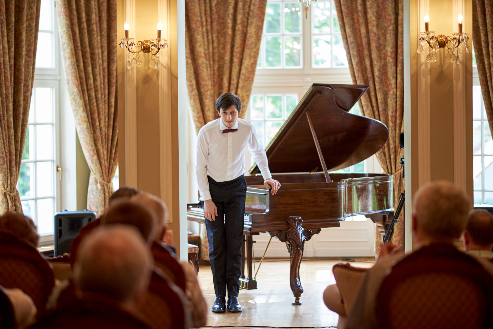 """""""Chopin w podróży"""" w Pałacu Pacółtowo (źródło: materiały prasowe organizatora)"""