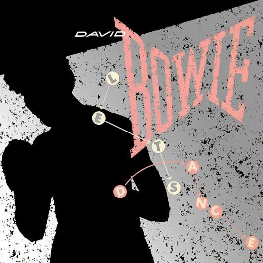 """David Bowie, """"Let's Dance"""" (źródło: materiały prasowe wydawcy)"""