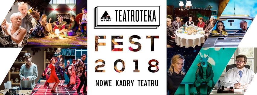 II Teatroteka Fest (źródło: materiały prasowe organizatora)