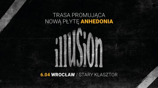 Koncert Illusion, Stary Klasztor (źródło: materiały prasowe organizatora)