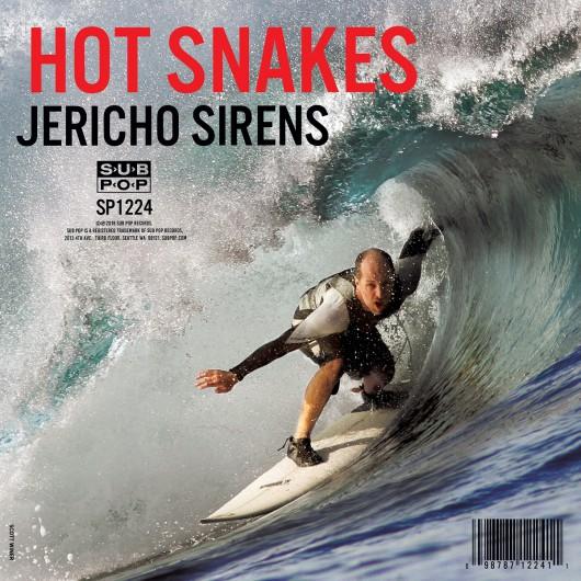 """Hot Snakes, """"Jericho Sirens"""" (źródło: materiały prasowe)"""