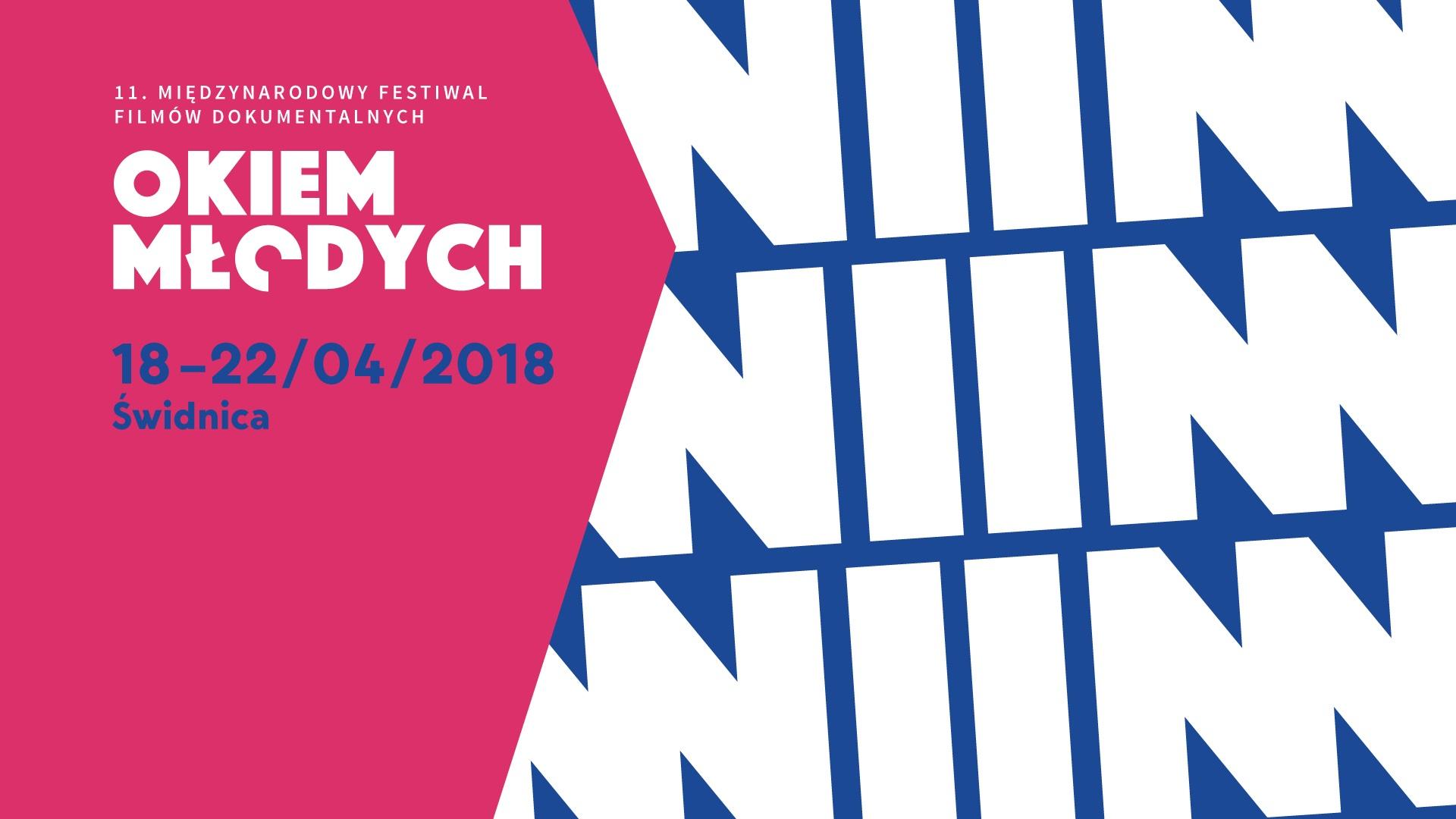 """Międzynarodowy Festiwal Filmów Dokumentalnych """"Okiem Młodych"""" w Świdnicy (źródło: materiały prasowe organizatora)"""