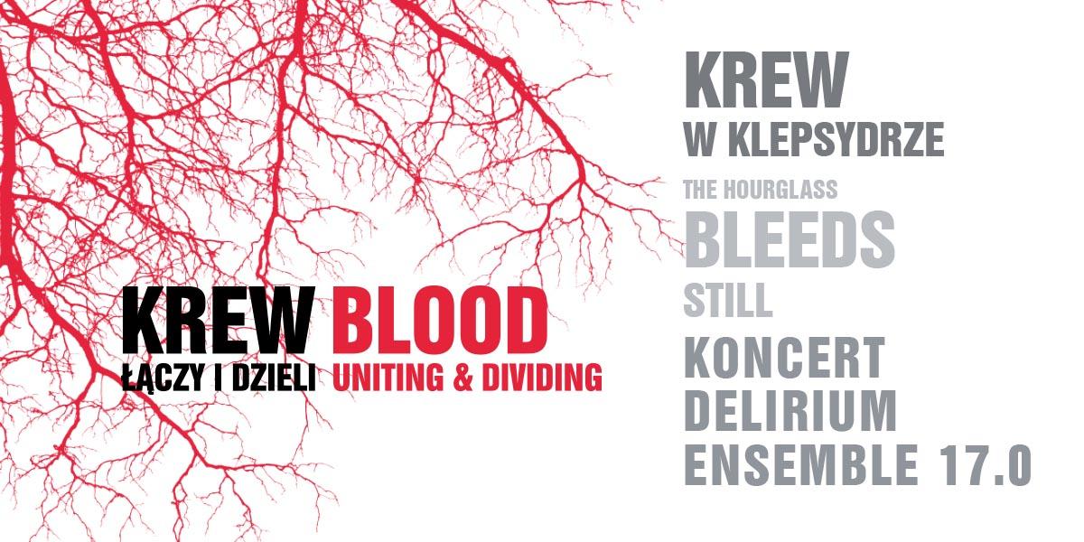 """Koncert """"Krew w klepsydrze"""" (źródło: materiały prasowe POLIN)"""