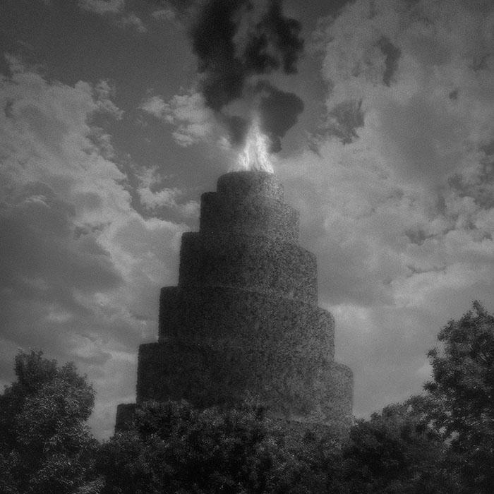 """Kuba Woynarowski, """"Turris Babel"""", 2016 (źródło: materiały prasowe organizatora)"""