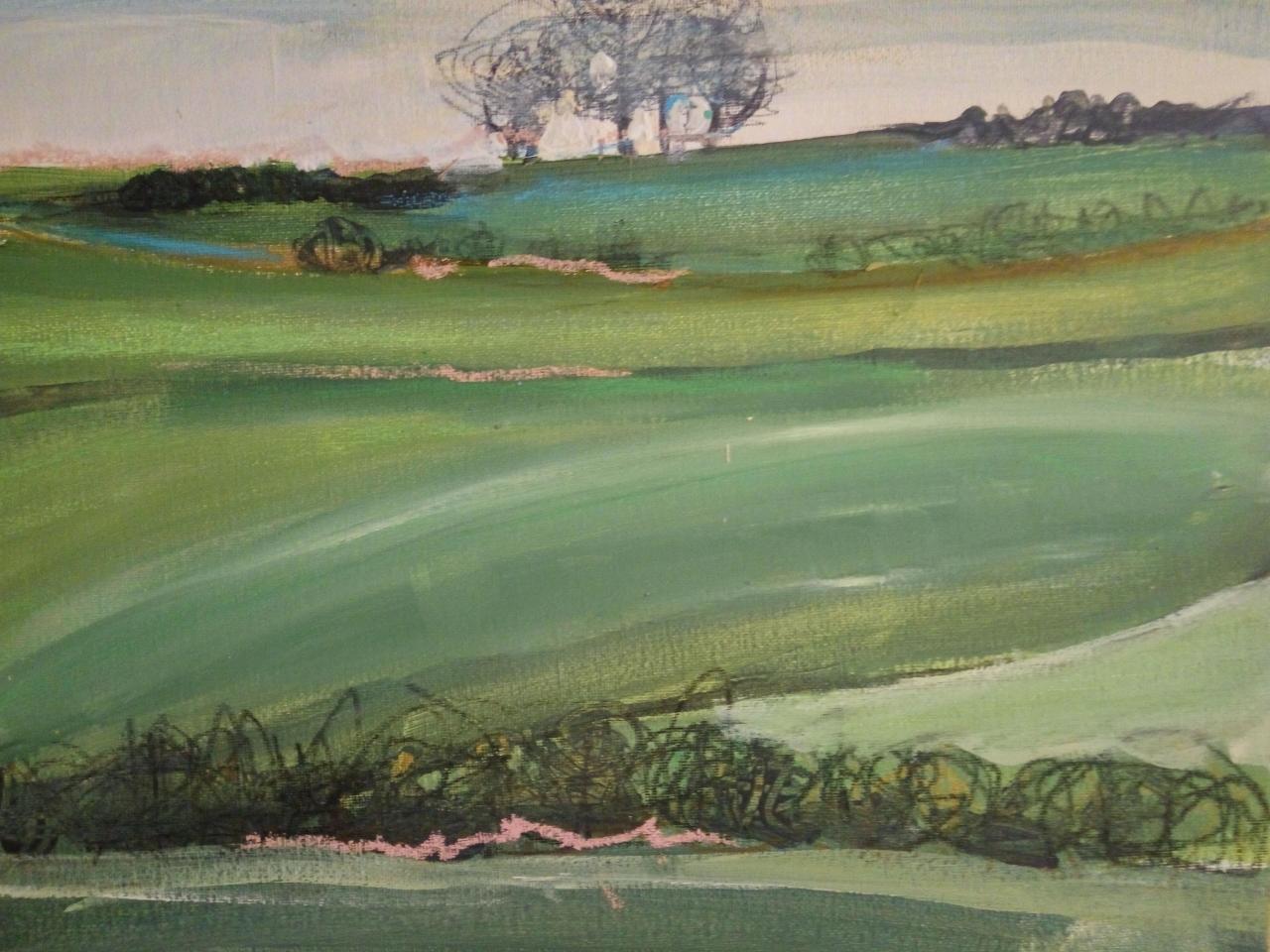 Wystawa malarstwa Majki Wójtowicz (źródło: materiały prasowe organizatora)
