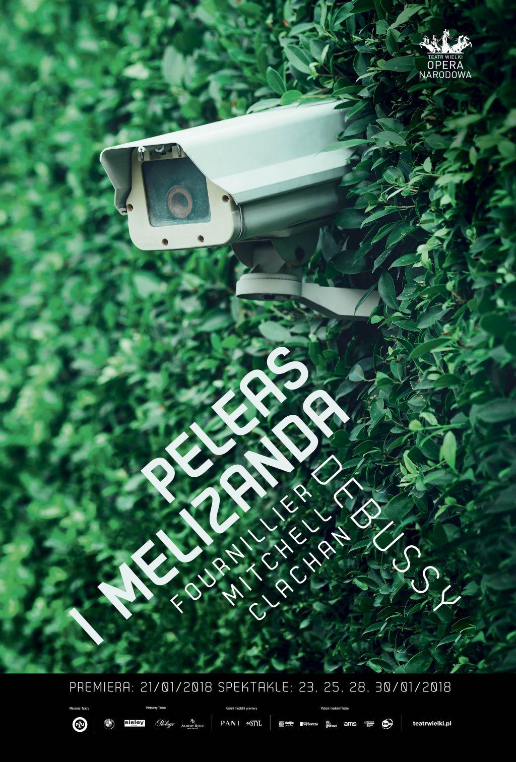 "Maurice Maeterlinck, ""Peleas i Melizanda"", muz. Claude Debussy (źródło: materiały prasowe teatru)"
