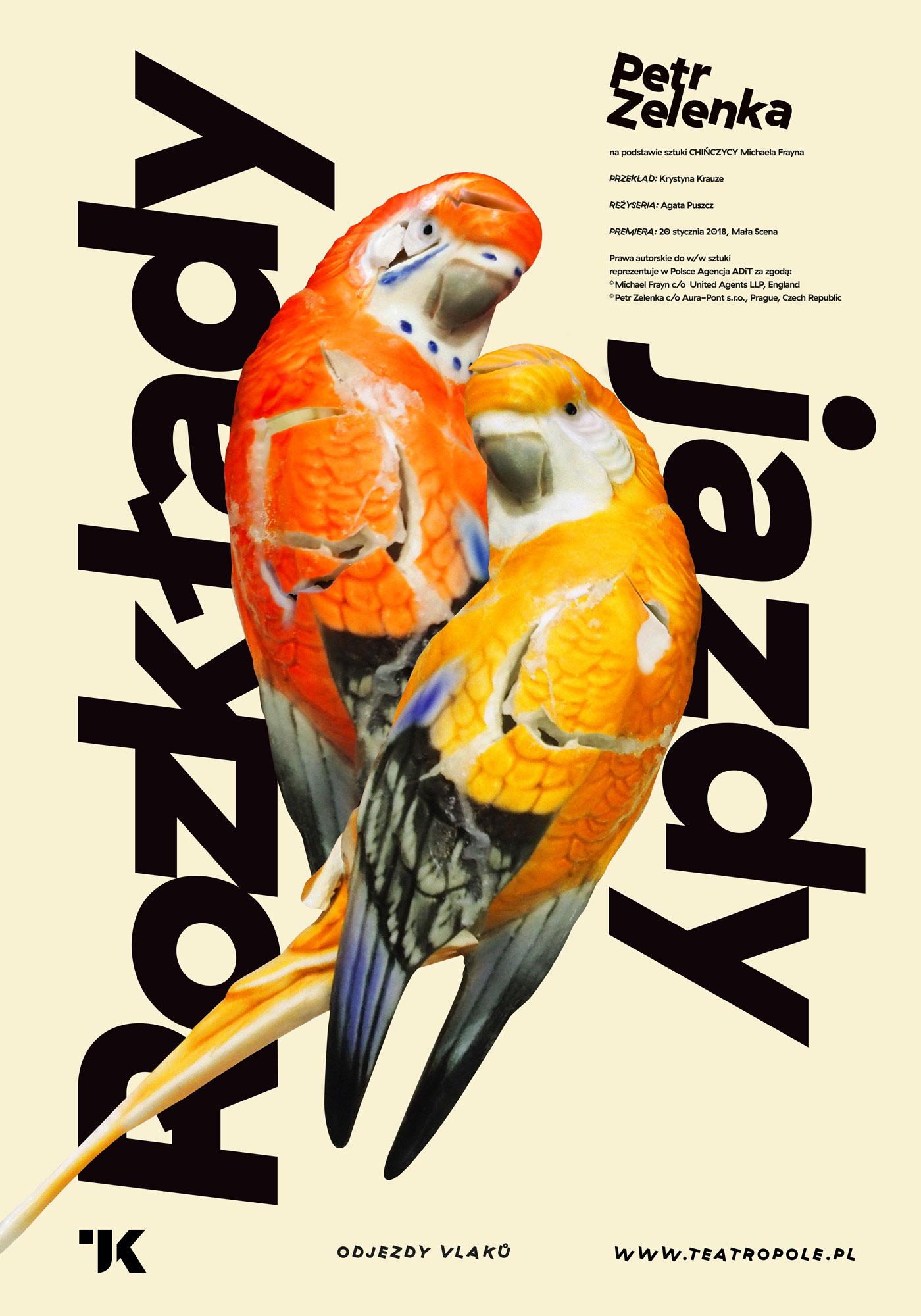 """Peter Zelenka, """"Rozkłady Jazdy"""", reż. Agata Puszcz (źródło: materiały prasowe teatru)"""