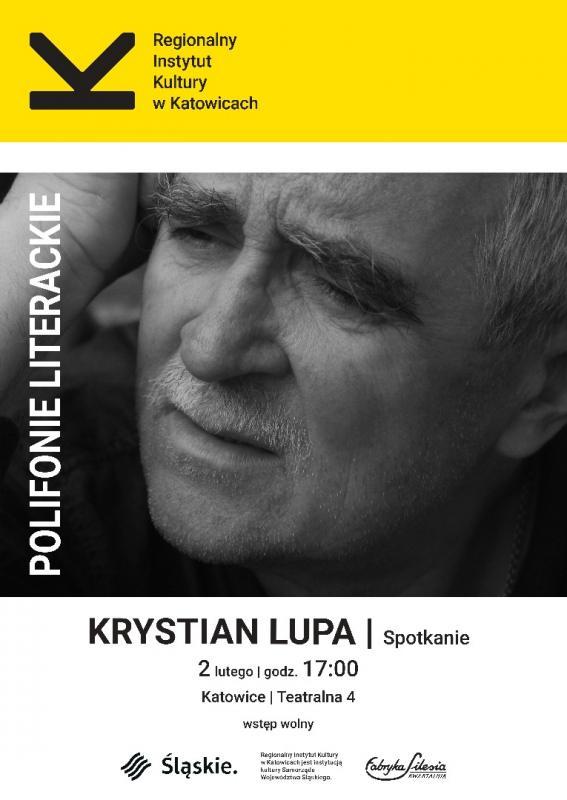 """""""Polifonie"""", Krystian Lupa (źródło: materiały prasowe)"""