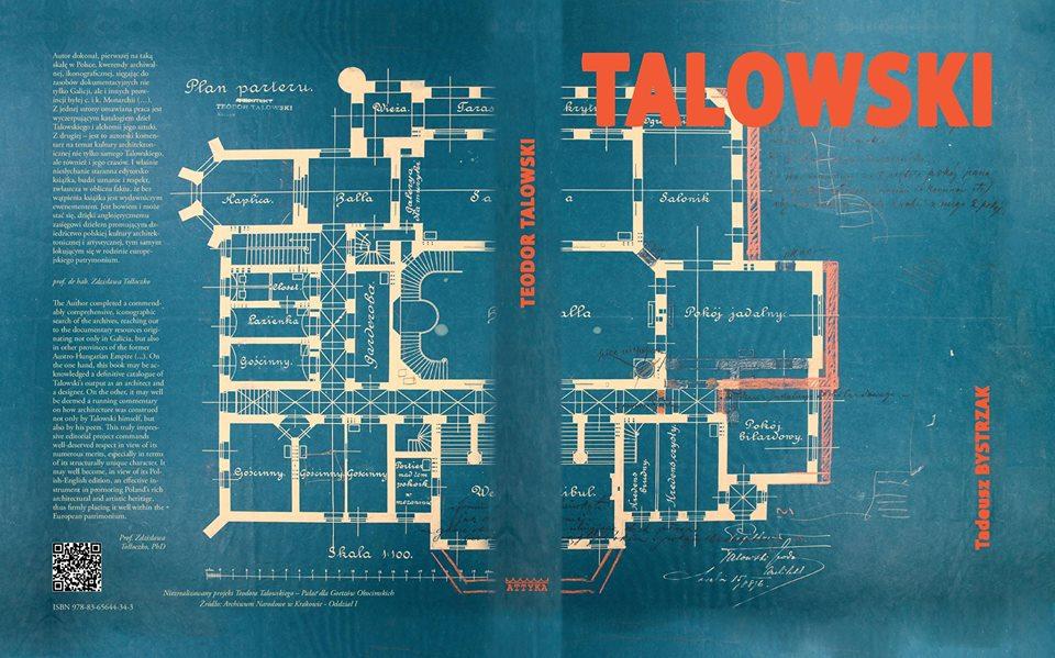 """""""Talowski"""" – okładka (źródło: materiały prasowe)"""