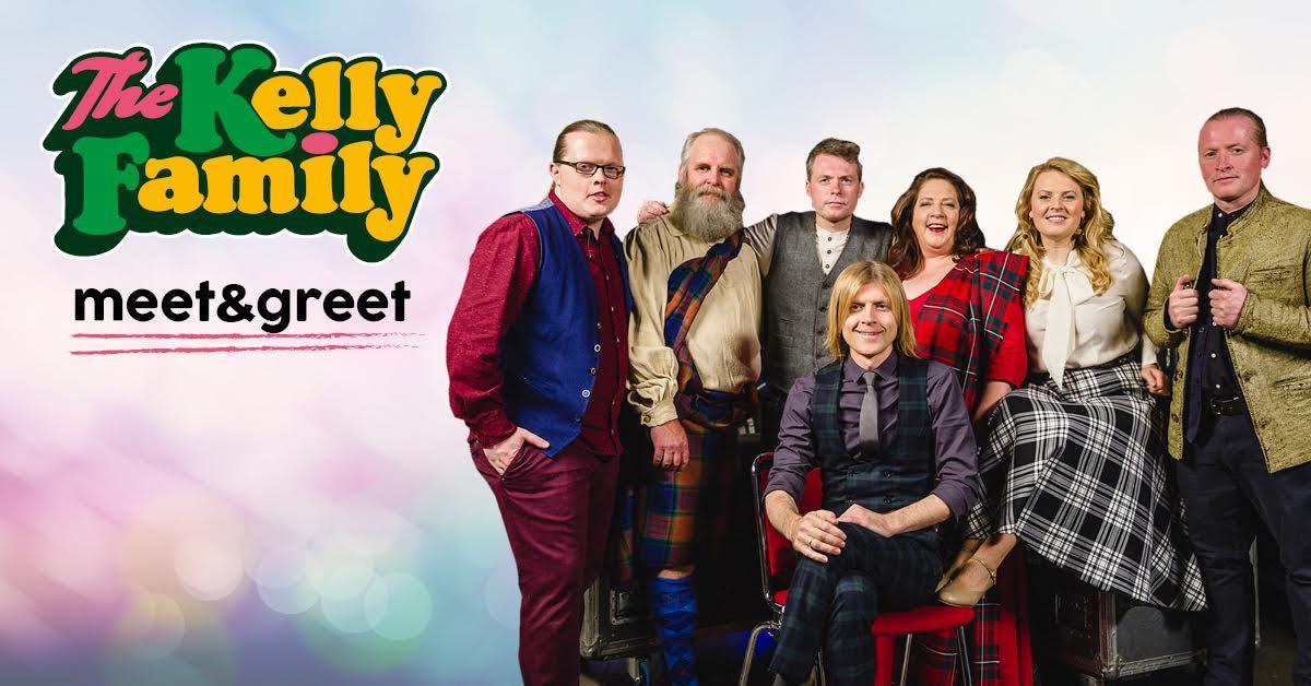 The Kelly Family w trasie We Got Love (źródło: materiały prasowe organizatora)