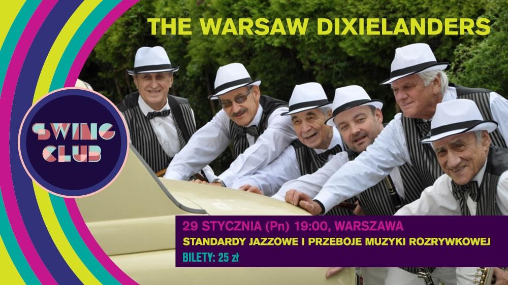 The Warsaw Dixielanders (źródło: materiały prasowe organizatora)