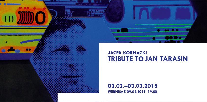 """""""Tribute to Jan Tarasin"""" (źródło: materiały prasowe organizatora)"""