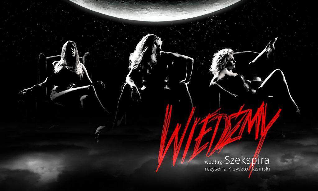"""""""Wiedźmy"""", według Szekspira, reż. Krzysztof Jasiński (źródło: materiały prasowe teatru)"""