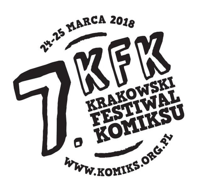 7. Krakowski Festiwal Komiksu (źródło: materiały prasowe organizatora)