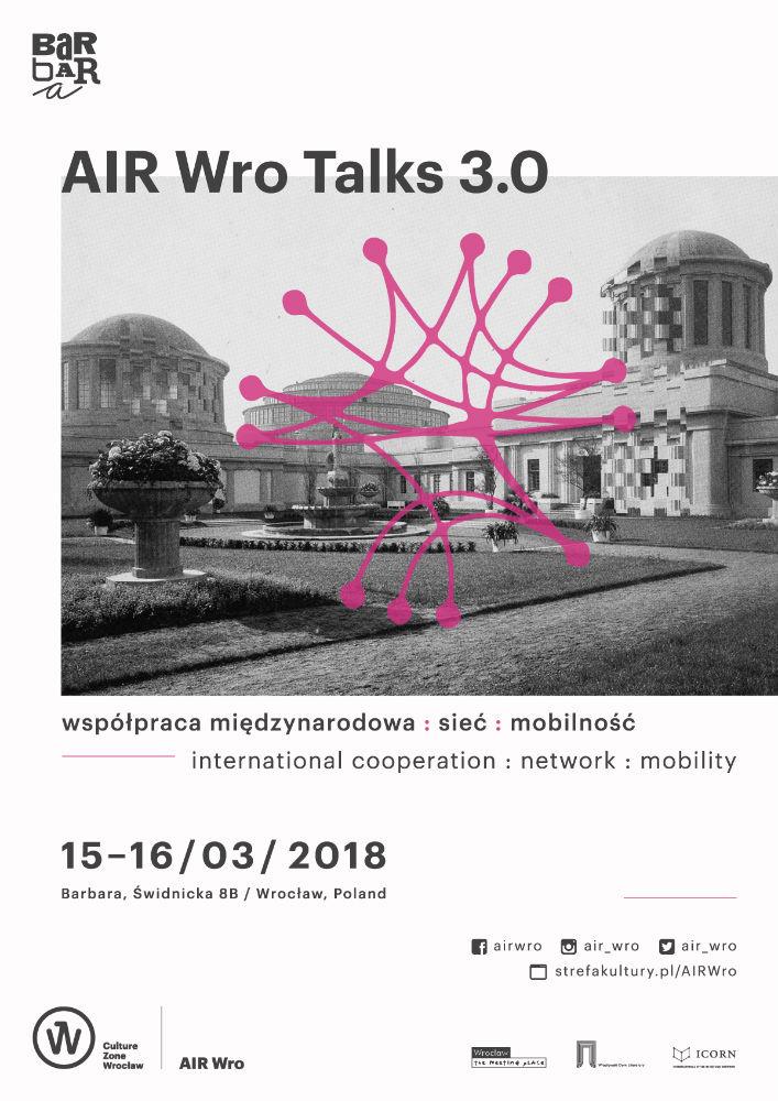 AIR Wro Talks 3.0 (źródło: materiały prasowe organizatora)