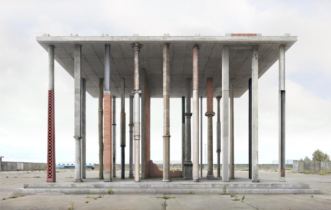 """Filip Dujardin, """"memorial I"""", 2015 (źródło: materiały prasowe organizatora)"""