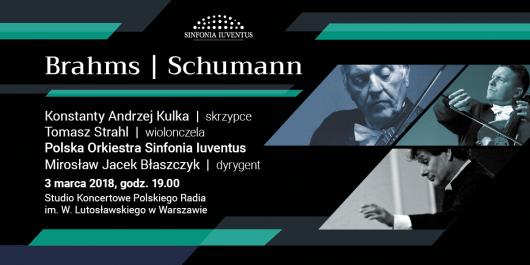 Brahms i Schumann, Sinfonia Iuventus (źródło: materiały prasowe organizatora)
