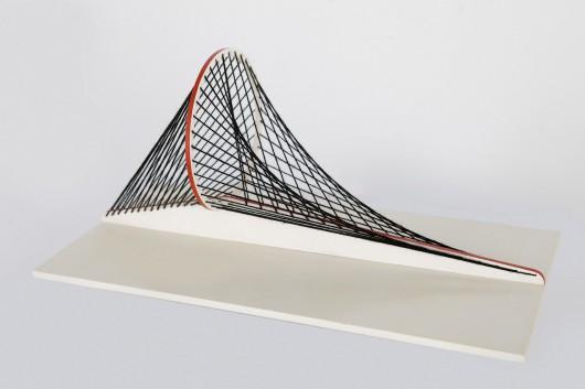 """Sławomir Brzoska, """"Konstrukcja 17-09"""", 2017 (źródło: materiały prasowe organizatora)"""