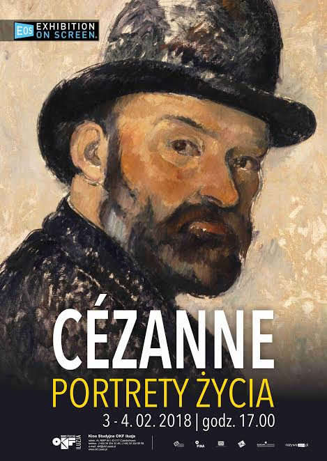 """""""Cézanne. Portrety życia"""" Phil Grabsky (źródło: materiały prasowe organizatora)"""