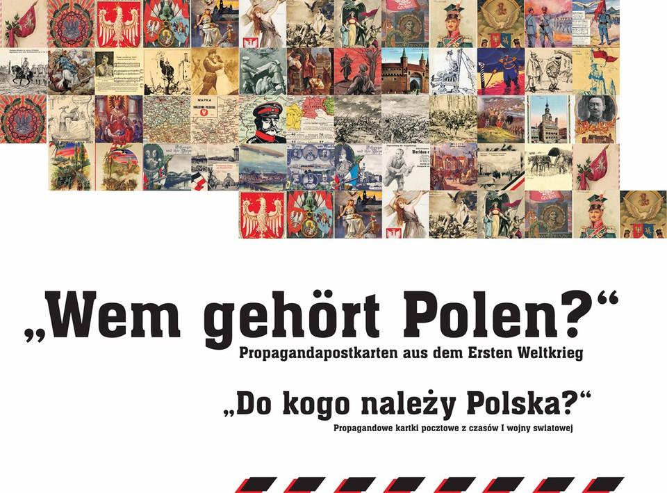 """""""Do kogo należy Polska?"""" (źródło: materiały prasowe organizatora)"""