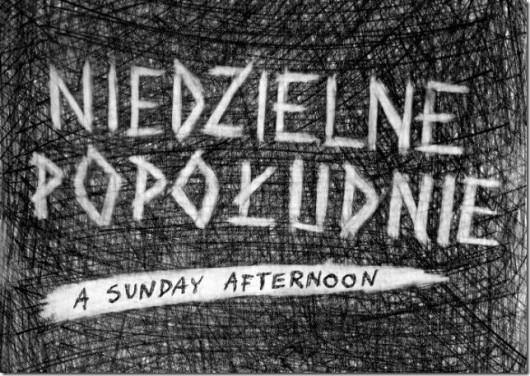 """Julita Wójcik, """"Niedzielne popołudnie"""" (źródło: materiały prasowe organizatora)"""
