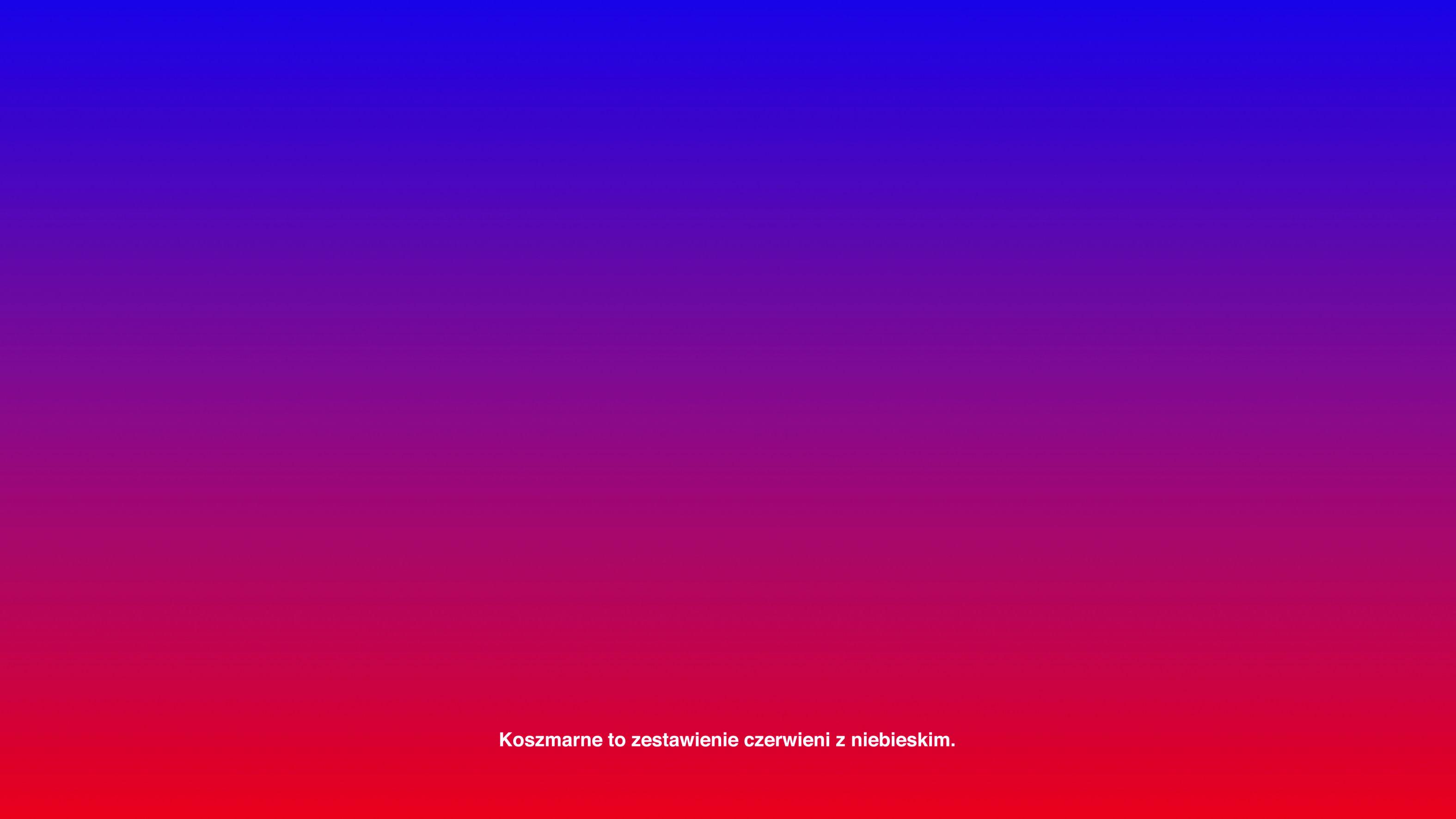 """Kamil Kuskowski, """"Obraza II"""", 2015 (źródło: materiały prasowe organizatora)"""