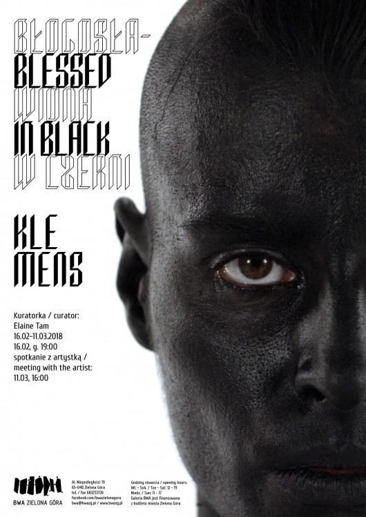 """Kle Mens, """"Błogosławiona w czerni""""  (źródło: materiały prasowe organizatora)"""