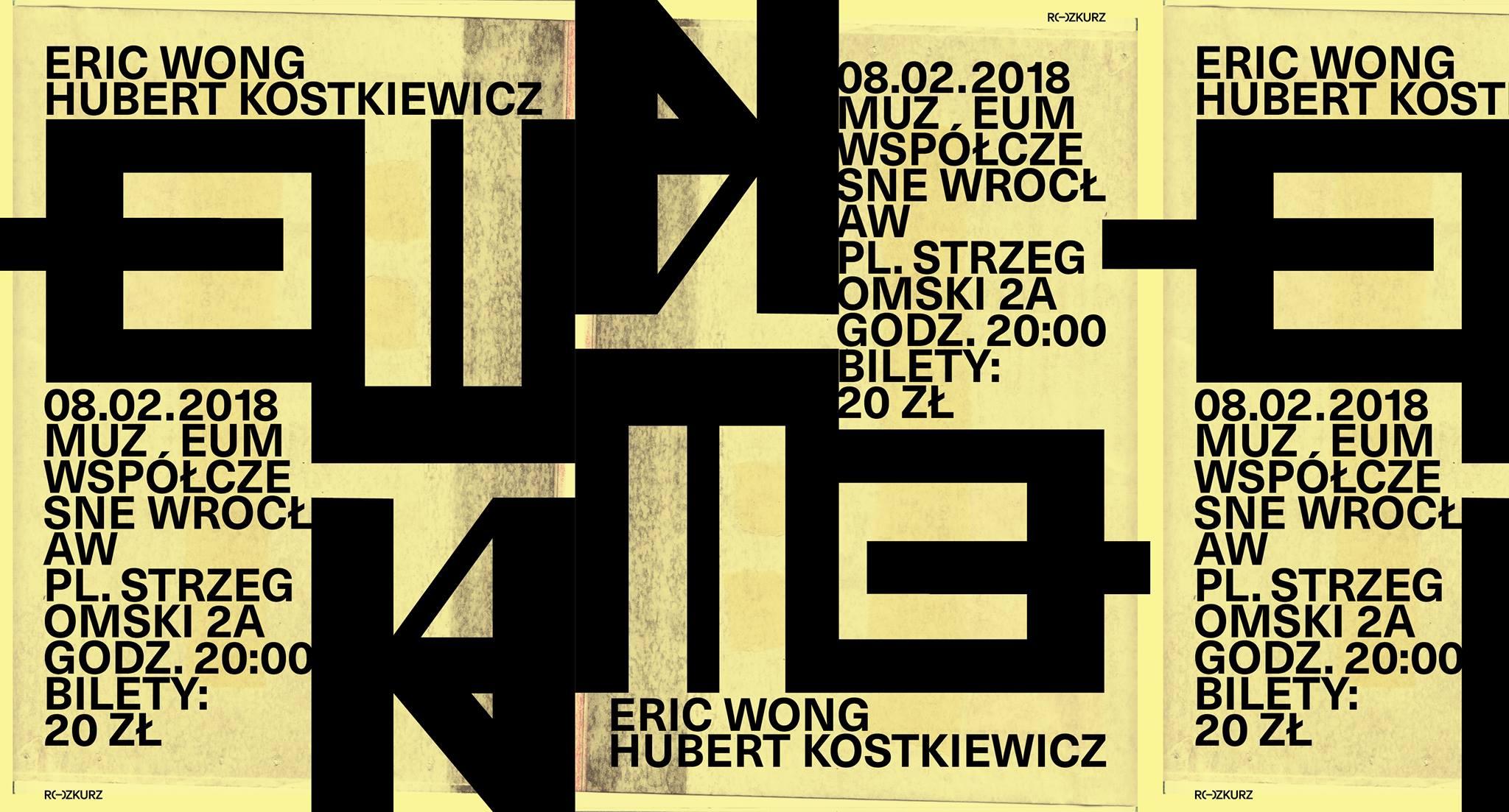 Plakat: Iwona Jarosz / Yes in Progress (źródło: materiały prasowe organizatora)