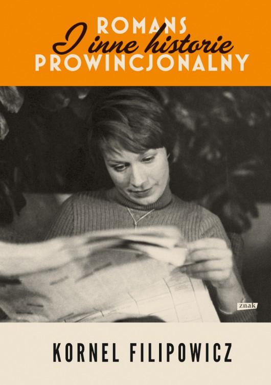 """""""Romans prowincjonalny i inne historie"""" – okładka (źródło: materiały prasowe wydawnictwa)"""