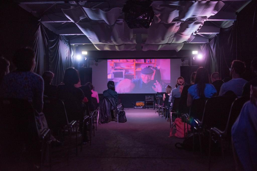 Festiwal Filmu Awangardowego Lava w Krakowie, fot. Pola Sobuń (źródło: materiały prasowe organizatora)