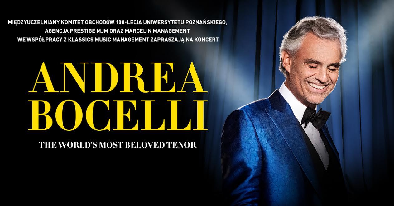 Andrea Bocelli (źródło: materiały prasowe organizatora)