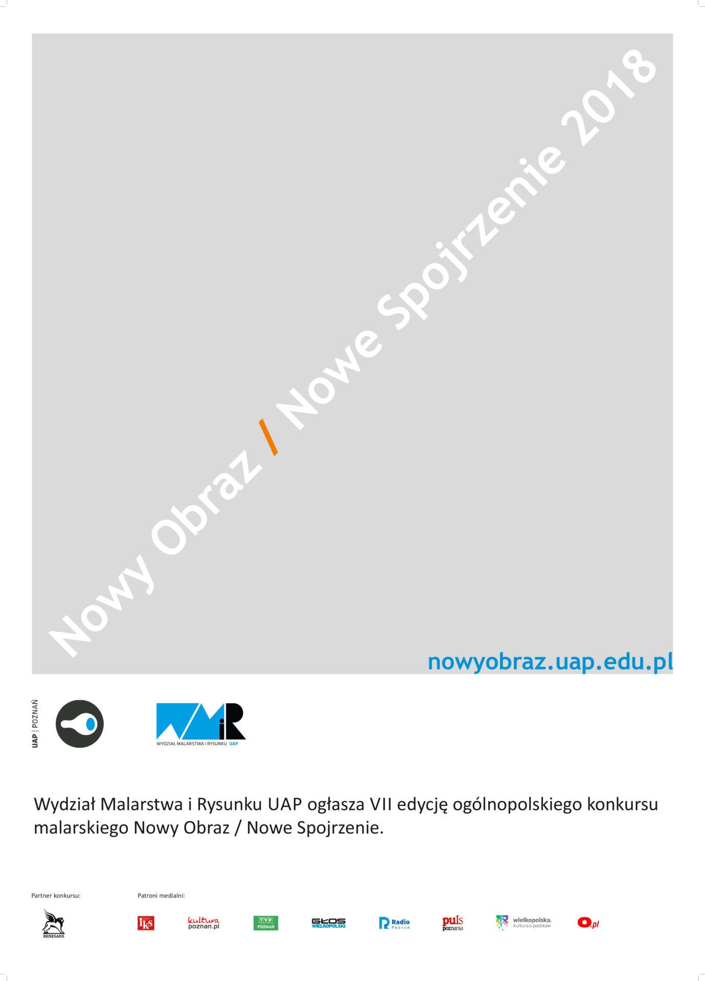 Nowy Obraz / Nowe Spojrzenie (źródło: materiały prasowe organizatora)