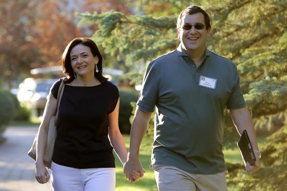 """""""Opcja B"""" Sheryl Sandberg (źródło: materiały prasowe organizatora)"""