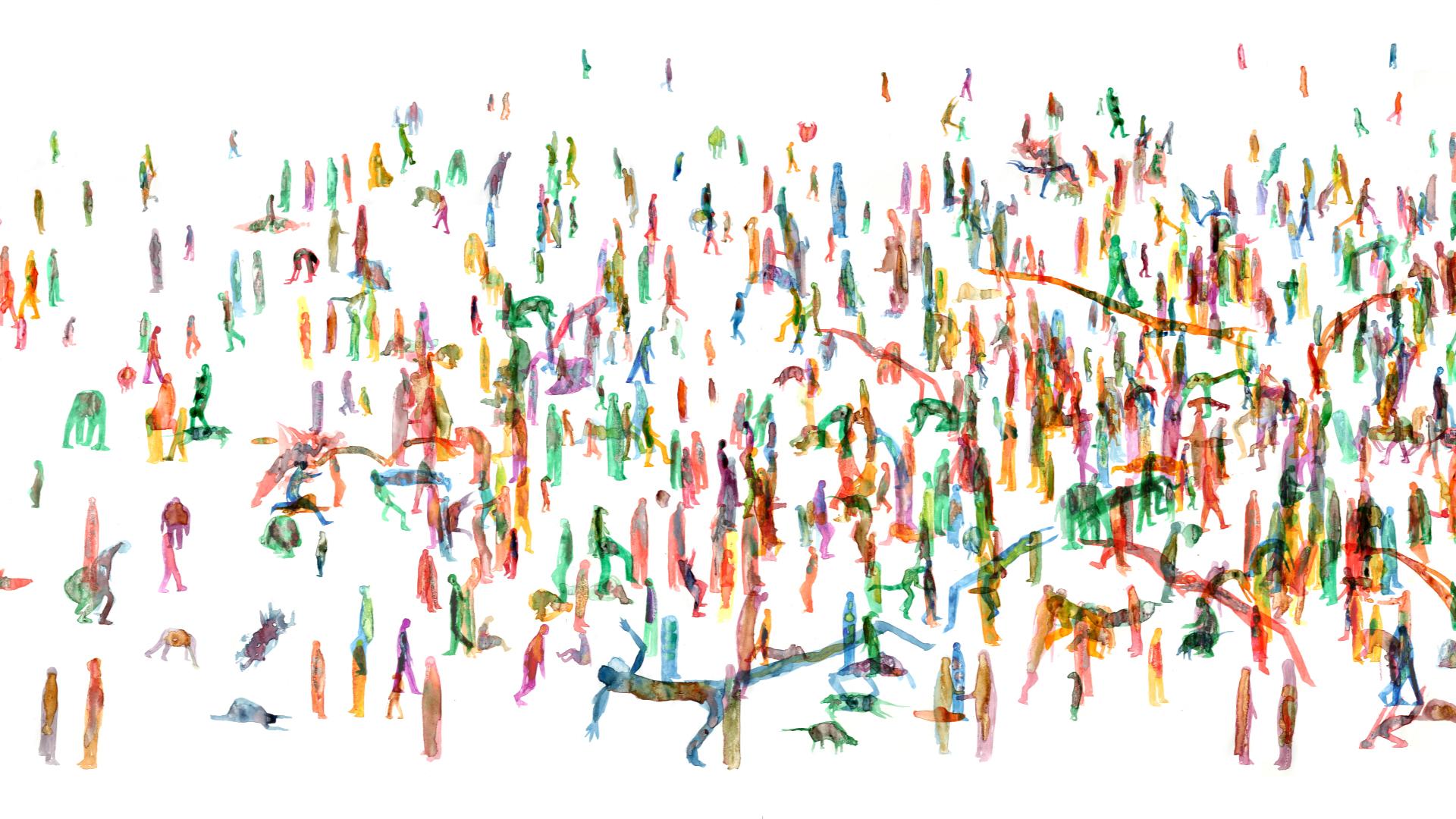 "Boris Labbè, ""Kyrielle"", 2011 (źródło: materiały prasowe organizatora)"