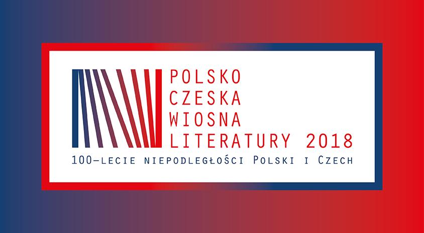 Polsko-czeska wiosna literatury 2018 (źródło: materiały prasowe organizatora)