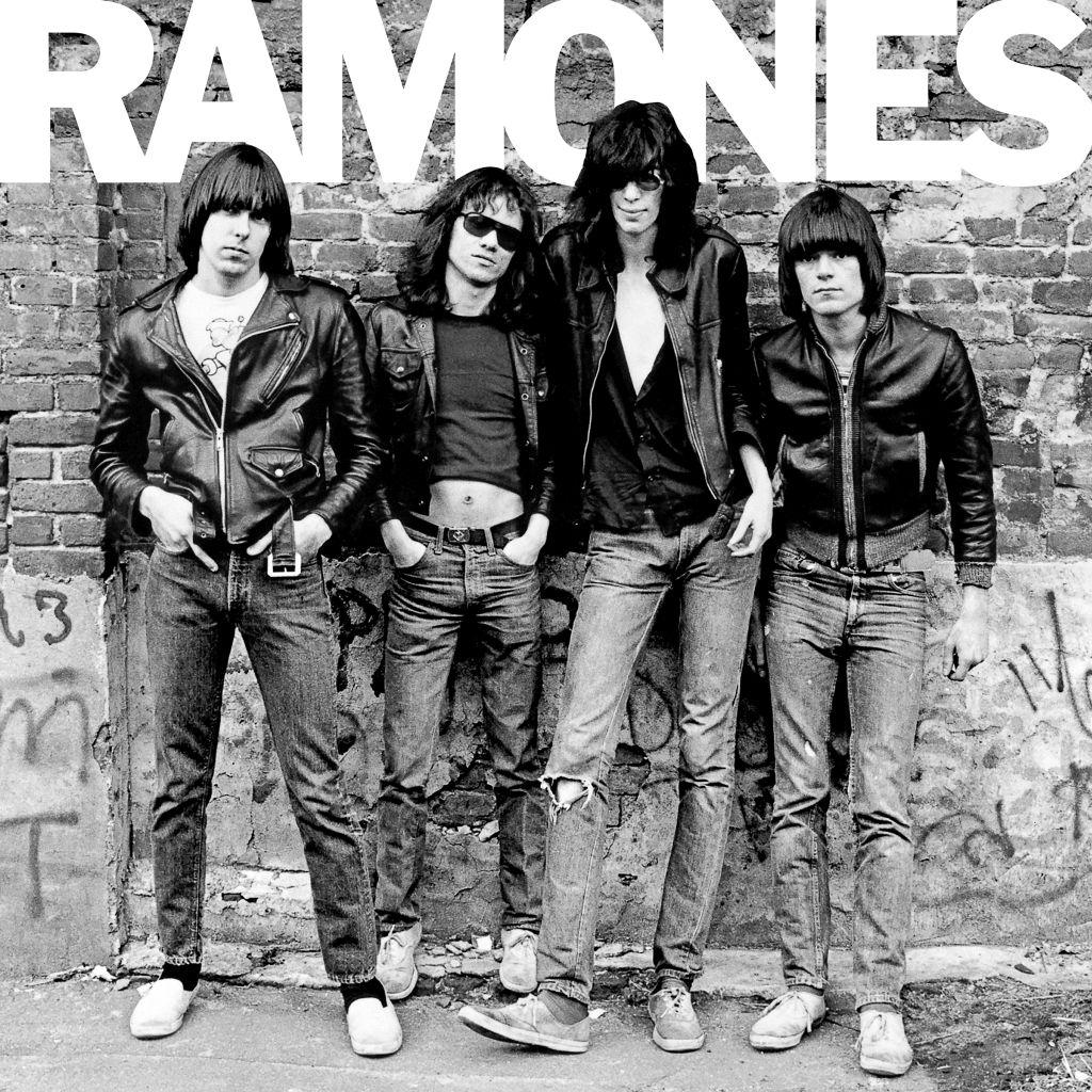 """Ramones, """"Ramones"""" (źródło: materiały prasowe wydawcy)"""